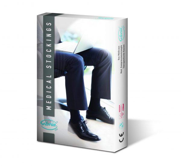 Gentleman Made to Measure - Knee High - Closed Toe